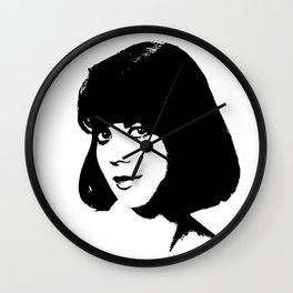 Natalie Wood Is Class Wall Clock