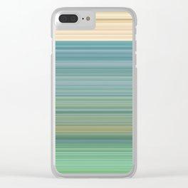 Praia da Luz Clear iPhone Case