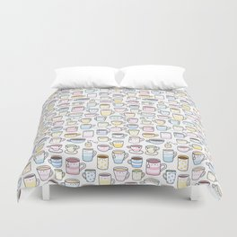 Tea Time! Duvet Cover