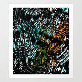 Comp1 Art Print