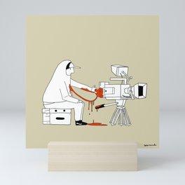 Filmmakers Valentine Mini Art Print