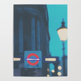 """the """"tube"""" ... Poster"""