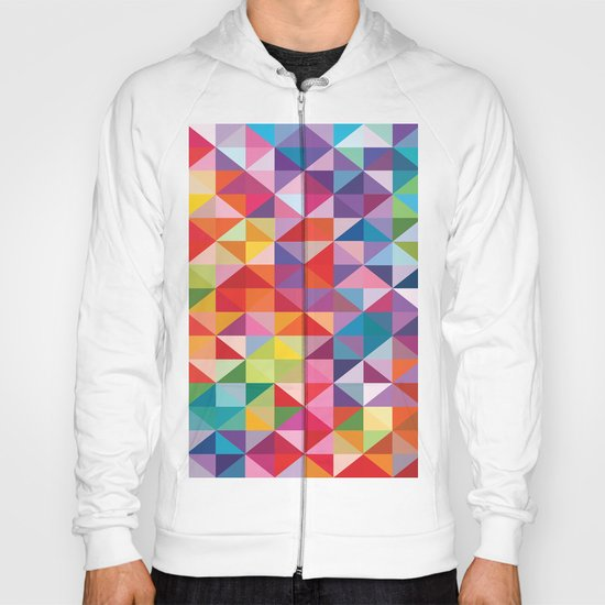 Geometric World No. 1 Hoody