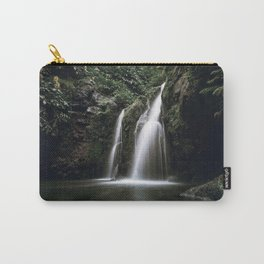waterfall / portugal Carry-All Pouch