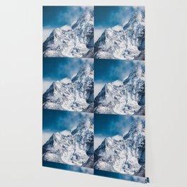 Ama Dablam Himalaya Mountain Wallpaper