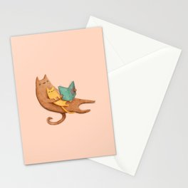 The Cat's Mother Stationery Cards
