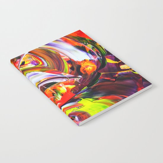 Abstract Perfection Notebook