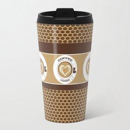 Coffee Lover Travel Mug