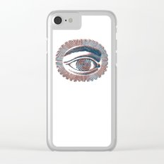 giucas casella Clear iPhone Case