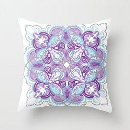 Segmentation # 4 Throw Pillow