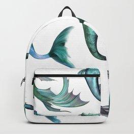 Mermaid Tails Backpack