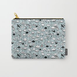 Autumn Skies Pattern Carry-All Pouch
