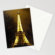Paris in December Stationery Cards