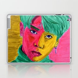 You Make My Life Colorful Laptop & iPad Skin