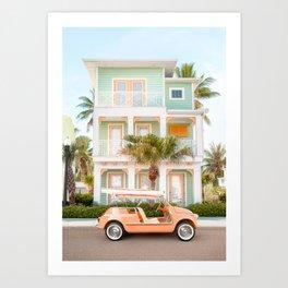 Margaritaville Art Print