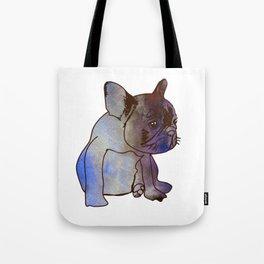 French Bulldog Puppy Cute baby Dog Tote Bag