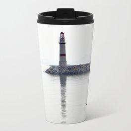 light house in bodrum Travel Mug