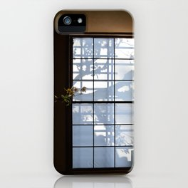 Flower Alcove iPhone Case
