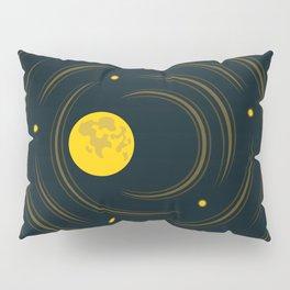 Moon And Stars Dream Pillow Sham