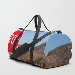 Stop! Duffle Bag