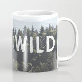 Stay Wild - Mountain Pines Coffee Mug