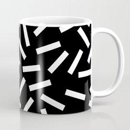 80s Memphis Bacteria Sprinkles Coffee Mug