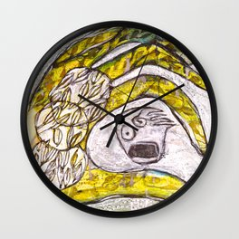Ecology Wall Clock
