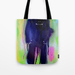 night-bear Tote Bag