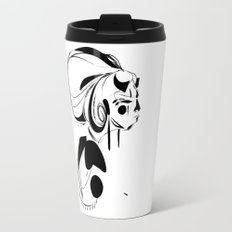 Every second is a handful of dirt - Emilie Record Travel Mug