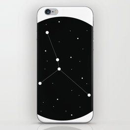 Zodiac - Cancer iPhone Skin