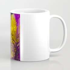 Psychedelic Forest Fire Mug