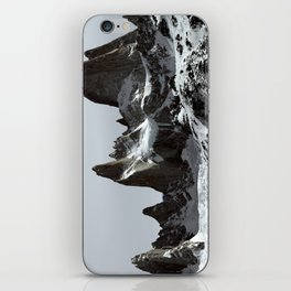 mountains of Patagonia iPhone Skin