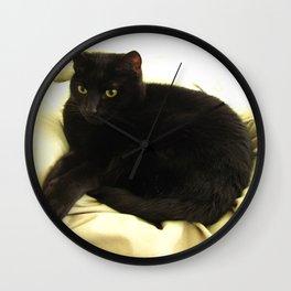Queen Kitty 2795 Wall Clock