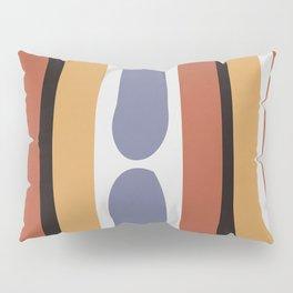Reverse Shapes II Pillow Sham