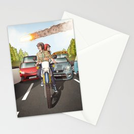 Fitzsimmons - Disaster Movie Stationery Cards