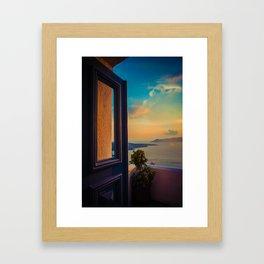 The Beauty Framed Art Print