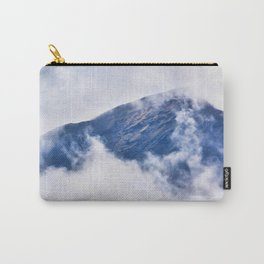 Cloudy Mountain in Haleakala National Park Carry-All Pouch