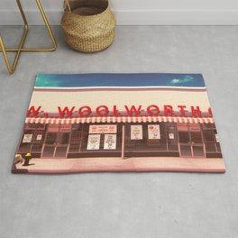 F.W. Woolworth Rug