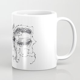 Starry Eyes Coffee Mug