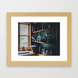 The Vintage Kitchen Framed Art Print
