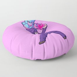 JJBA :: Josuke and Crazy Diamond Ver.1 Floor Pillow