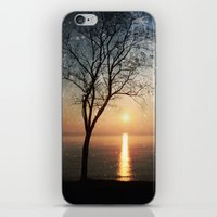 hemingway iPhone & iPod Skins featuring The old man and the sea by Paula Belle Flores