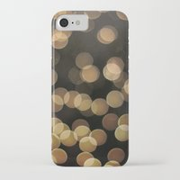 bokeh iPhone & iPod Cases featuring Bokeh by Christine VanFonda