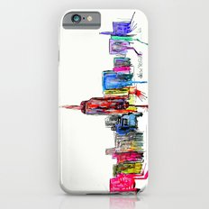 new york inked  iPhone 6 Slim Case