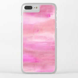 Lexy  Clear iPhone Case