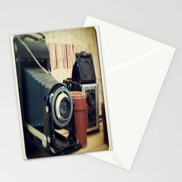 Thrift Store Camera Stationery Cards