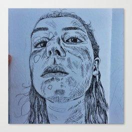 Jessi Canvas Print