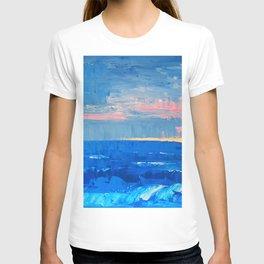 Golden Sand Seascape T-shirt