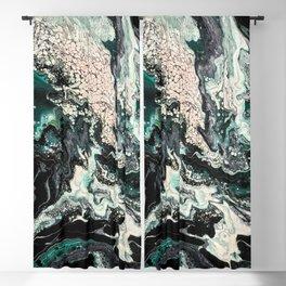 Fluid No. 17 Blackout Curtain