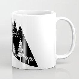 mountain bike MTB cycling mountain biker cycling bicycle cyclist gift Coffee Mug